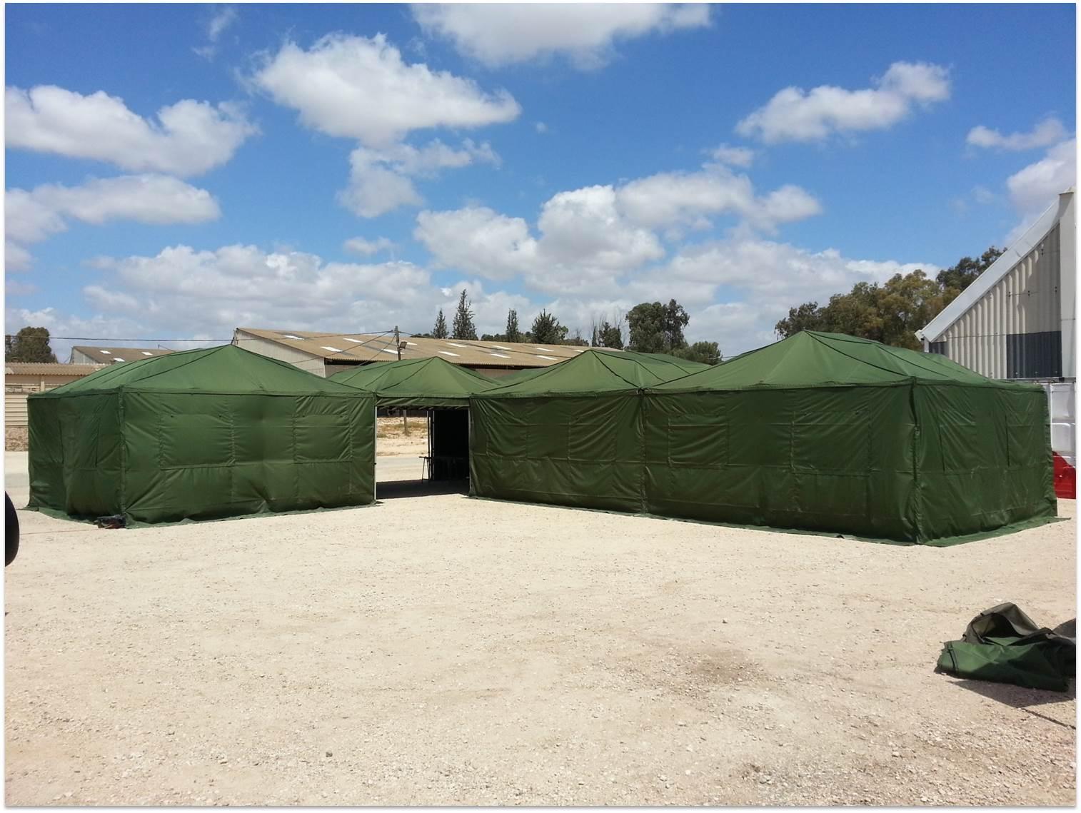 knolltech ltd - Post Command Tents